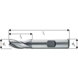 VÖLKEL HSSE M Maschinengewindebohrer Form B Überlaufschaft metr Regelgewinde